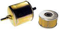 Genuine Kia fuel filter